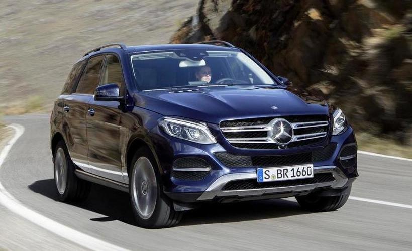 Mercedes-Benz Recalls GLE Midsize SUVs