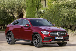 Mercedes-Benz Updates GLC Crossovers for 2020
