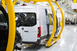 Sprinter Vans Recalled for Diesel System Component