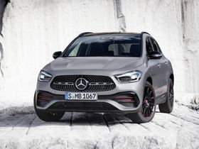 Mercedes-Benz Unveils New GLA