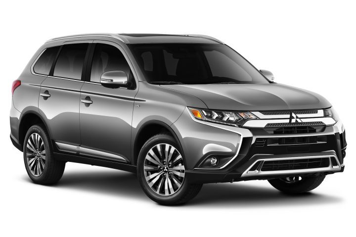 Mitsubishi is recalling its 2018 and 2019 Outlander compact SUV for a rear wheel label issue.