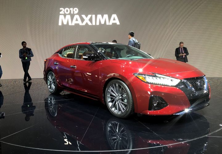 Nissan's 2019 Maximawill add theSafety Shield 360 bundlein a midcycle refresh.