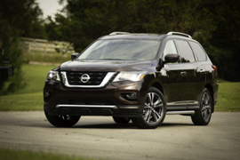 Nissan's 2019 Pathfinder Starts at $32,225