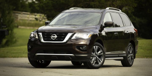 Nissan's 2019 Pathfinder will retail for $190 above last year's model, as it adds connectivity...