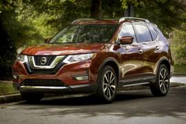 Nissan's 2019 Rogue Starts at $25,795