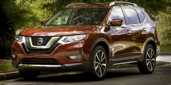 Nissan's 2019 Rogue adds new safety and driver assistance tech, and keeps the base model at 2018...