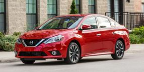 Nissan's 2019 Sentra Retails for $18,685