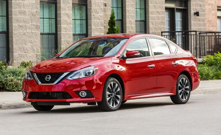 - Photo courtesy of Nissan.