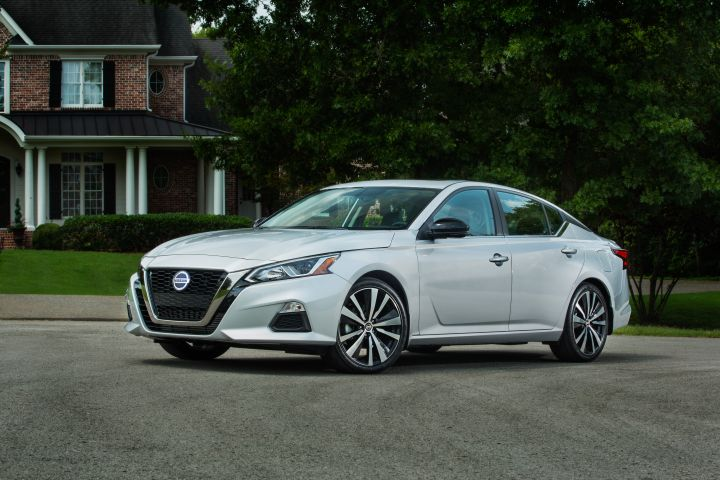 Nissan Recalls 2019 Altima for Brake Switch