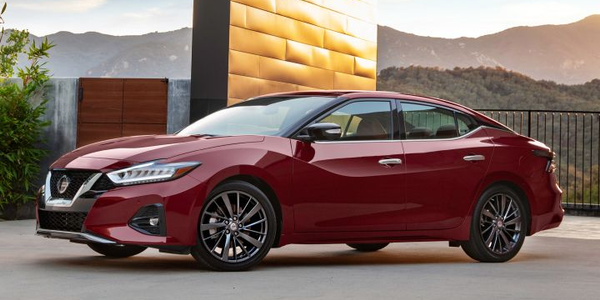 Nissan's base 2019 Maxima increases $480 from the outgoing model, and arrives with several...