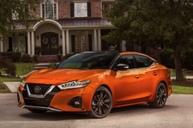 Nissan's 2020 Maxima Retails for $35,145