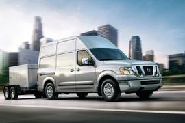 Nissan Reducing Truck, Van Production
