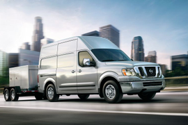 Nissan Reducing Pickup, Van Production