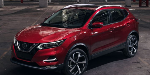 Nissan's 2020 Rogue Sport adds more standard safety equipment across the lineup, including the...