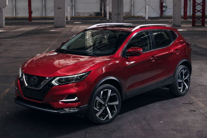 Nissan's 2020 Rogue Sport adds more standard safety equipment across the lineup, including the base S model.