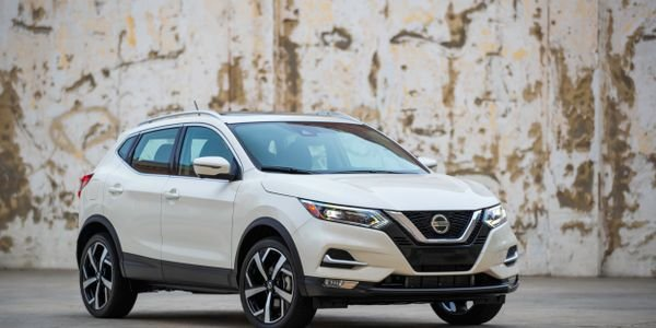 Nissan's 2020 Rogue Sport retails for $24,335 for the base S front-wheel drive subcompact SUV.