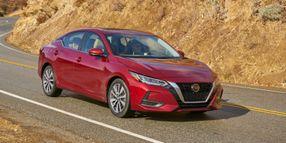 Nissan's 2020 Sentra Starts at $20,015