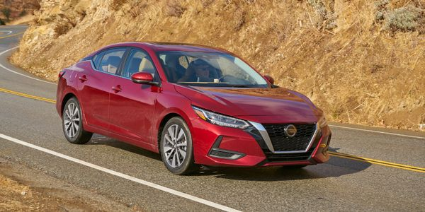 Nissan is refreshing its Sentra for 2020 with improved styling, more safety tech, and no manual...