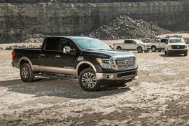 Nissan Discontinues Diesel Titan XD Pickup