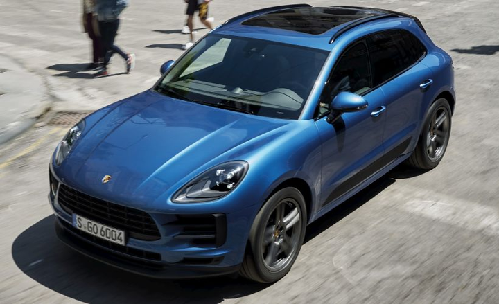 Porsche Updating Macan For 2019 Vehicle Research Automotive Fleet