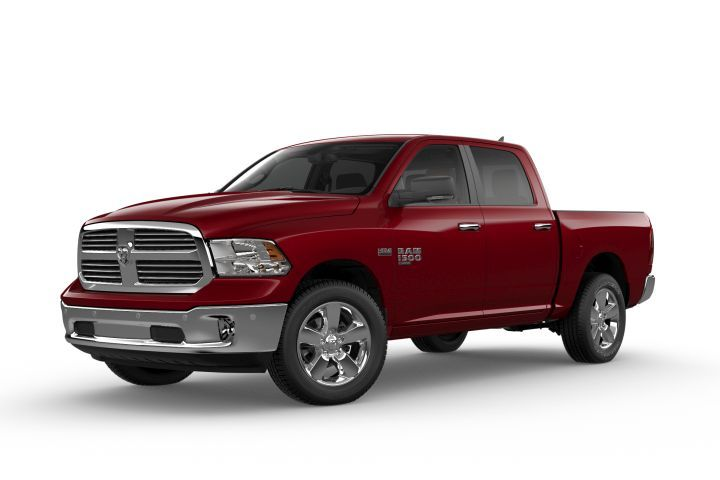 FCA will offer the Ram 1500 Classic (shown) mostly for commercial buyers with an array of additional fleet-exclusive options.