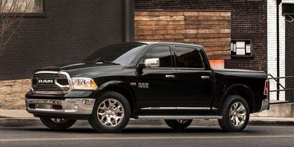 FCA is recalling its Ram 1500 (shown), Ram 2500, and Ram 3500 pickups and 3500 chassis cab for a...
