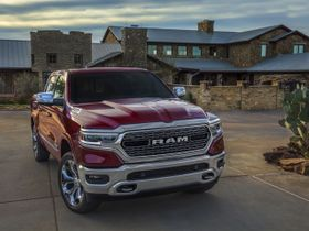 2019 Ram 1500 Recalled for Rear Driveshaft