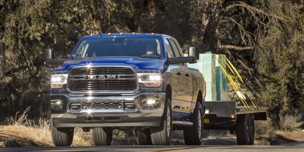 Ram's 2019 Heavy Duty pickups will retail for at least $35,090, including a $1,695 delivery fee.