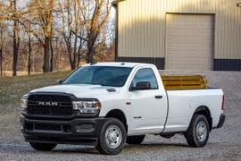 FCA Recalls Ram 2500, 3500 for Fire Risk