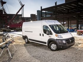 Ram ProMaster Vans Recalled for Fire Risk