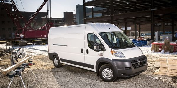 Ram ProMaster vans from 2015 to 2018 have been recalled fora faulty engine cooling fan.