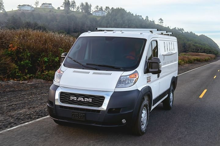FCA will offer fleet incentives on 18 nameplates, including the Ram ProMaster 2500/3500 full-size van.