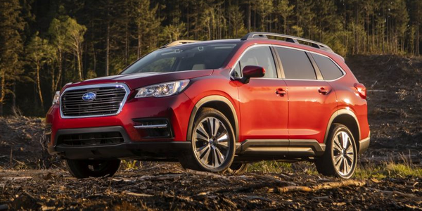 The 2019 Ascent has become Subaru's seventh vehicle to earn a Top Safety Pick+ from IIHS.