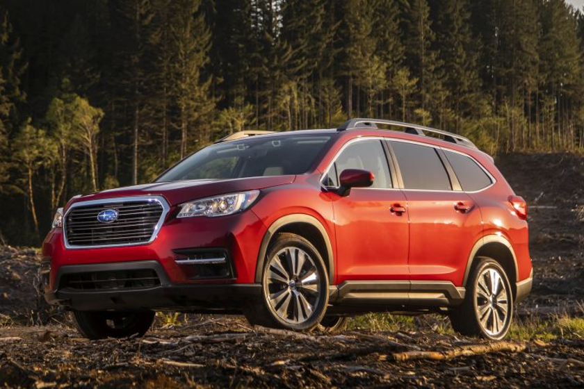 The 2019 Ascent has become Subaru's seventh vehicle toearna Top Safety Pick+ from IIHS.