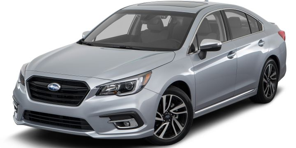 Subaru is recalling is 2018 Legacy (shown) and Outback because a software error is causing the...