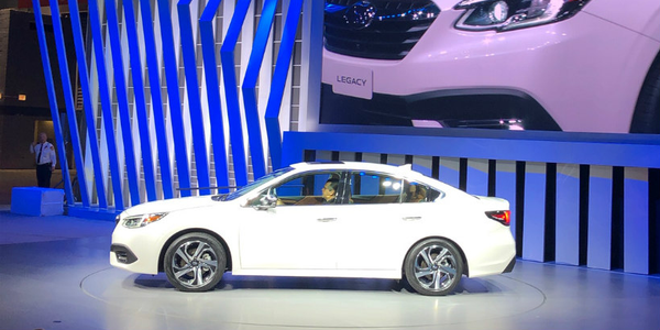 Subaru's 2020 Legacy enters its seventh generation as a safer, more connected midsize sedan.