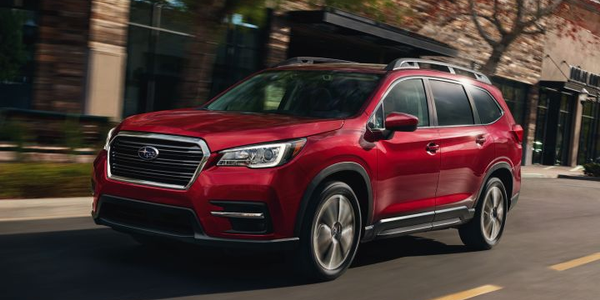 Subaru's Ascent returns for 2020 with no price increase.