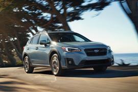 Subaru Recalls 2019 Crosstrek for Window Glass