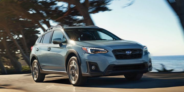 Subaru is recalling its 2019 Crosstrek for a possible rear window defect.