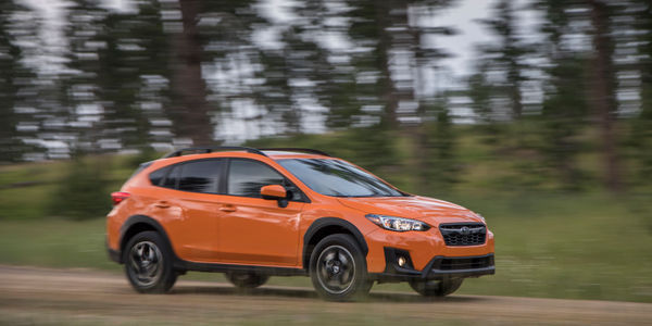 Subaru's 2020 Crosstrek adds tech and safety features for 2020.