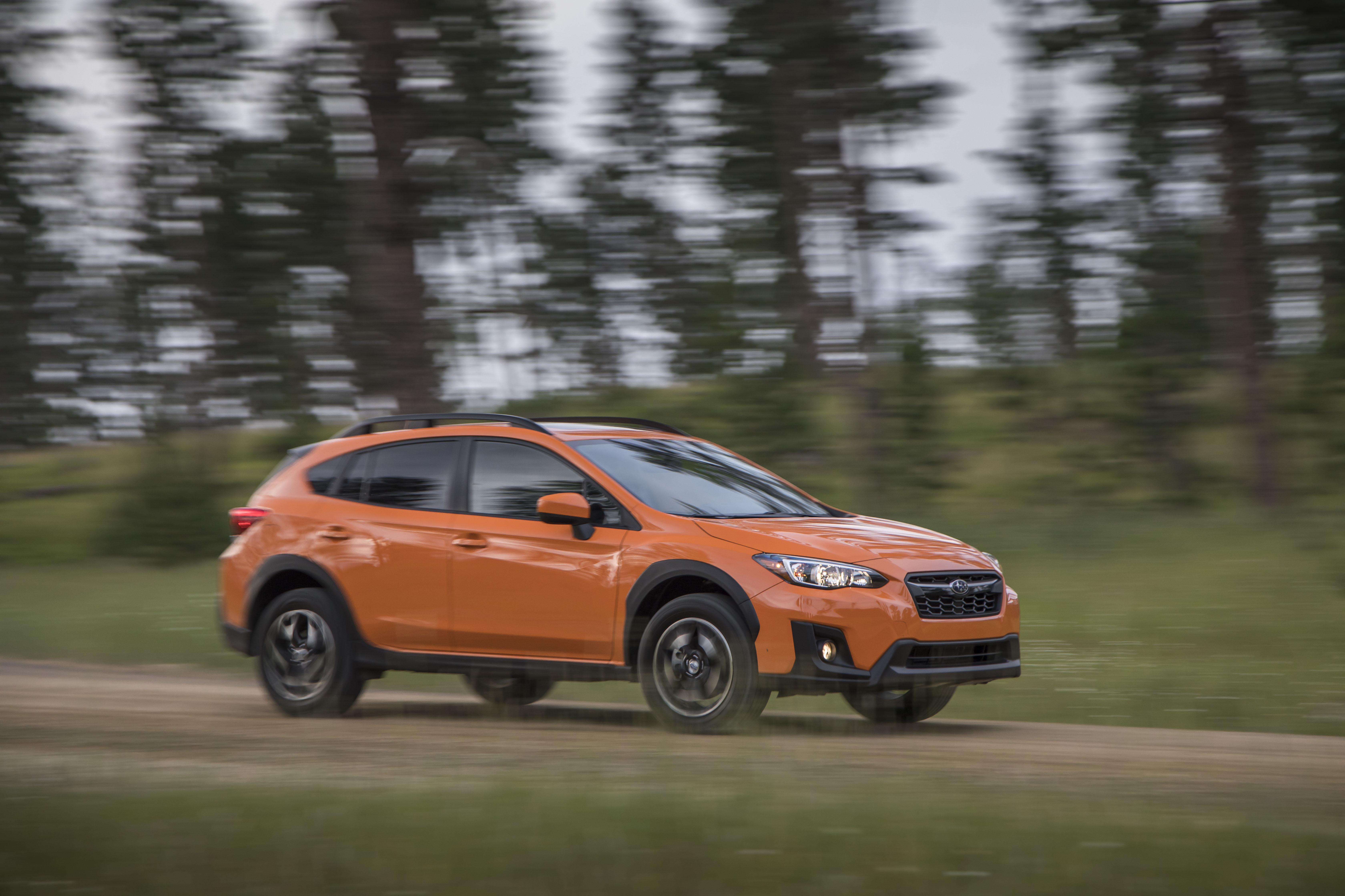 Subaru's 2020 Crosstrek Adds Tech for Higher Price Tag