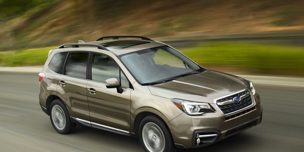 Subaru is recalling its Forester compact SUV due to an electrical connection in the front...
