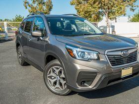 Subaru's 2020 Forester Starts at $25,505