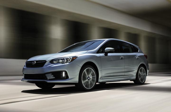Subaru's 2020 Impreza adds $100 and more standard safety technology from the outgoing model.