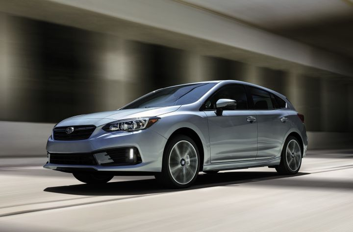 Subaru's 2020 Impreza adds $100 and more standard safety technology from the outgoing model.  - Photo courtesy of Subaru.