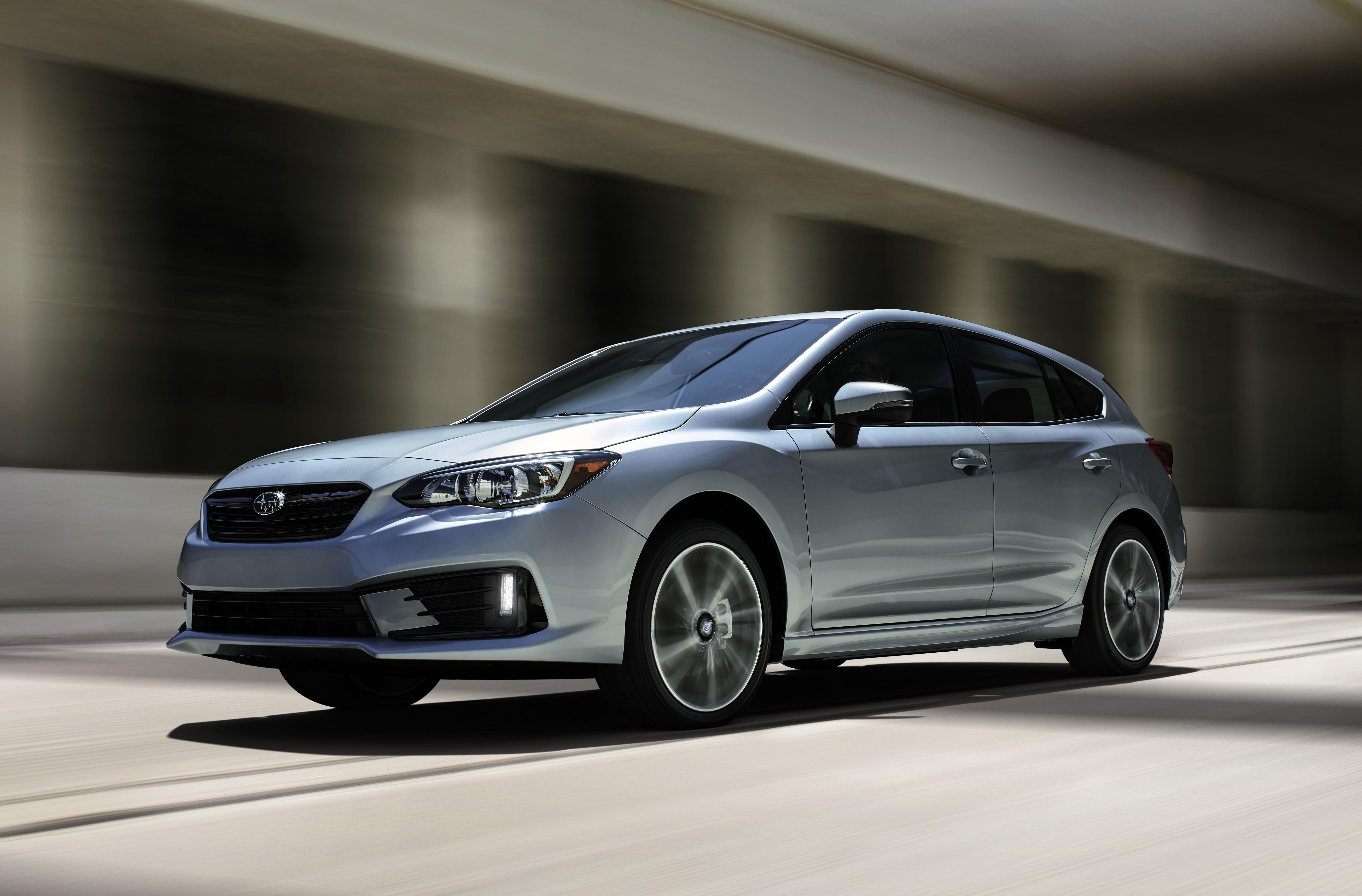 2020 Subaru Impreza Starts at $19,595