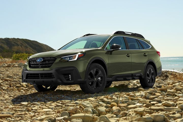 Subaru's 2020 Outback adds a new engine, driver distraction system, and high-resolution screen for its sixth generation.  - Photo courtesy of Subaru.
