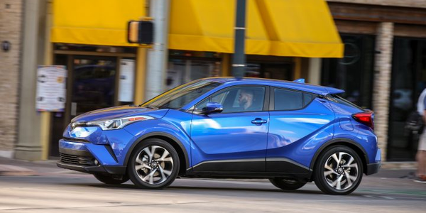 Toyota is recalling its 2019 C-HR for a defect of the rear axle bearing bolts.