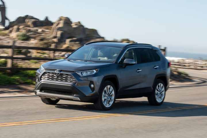 Toyota S 2019 Rav4 Will Arrive At Dealer Lots In December Photo Courtesy Of