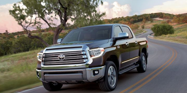 Toyota is recalling three models, including the 2018 Tundra, for a defect involving that airbag...
